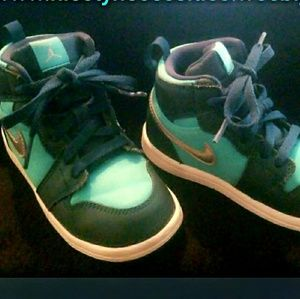 Nike Shoes - Toddler Air Jordan Shoes